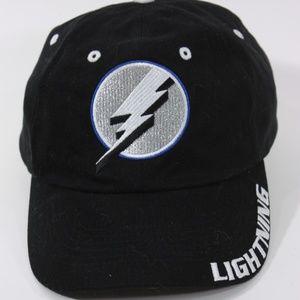 Tampa Bay Lightning Hat Cap Black Rare Release I6